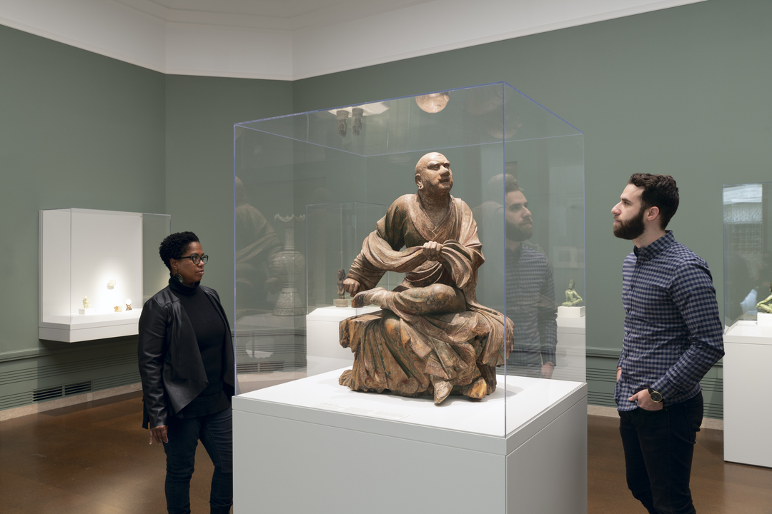 Muse/News: Kismet at the Asian Art Museum, big stone hands, and bro-ramics
