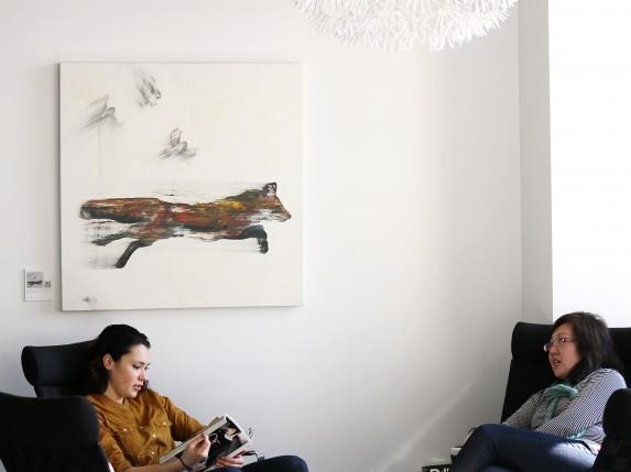 Copacino + Fujikado – Creative Minds Surrounded By Art
