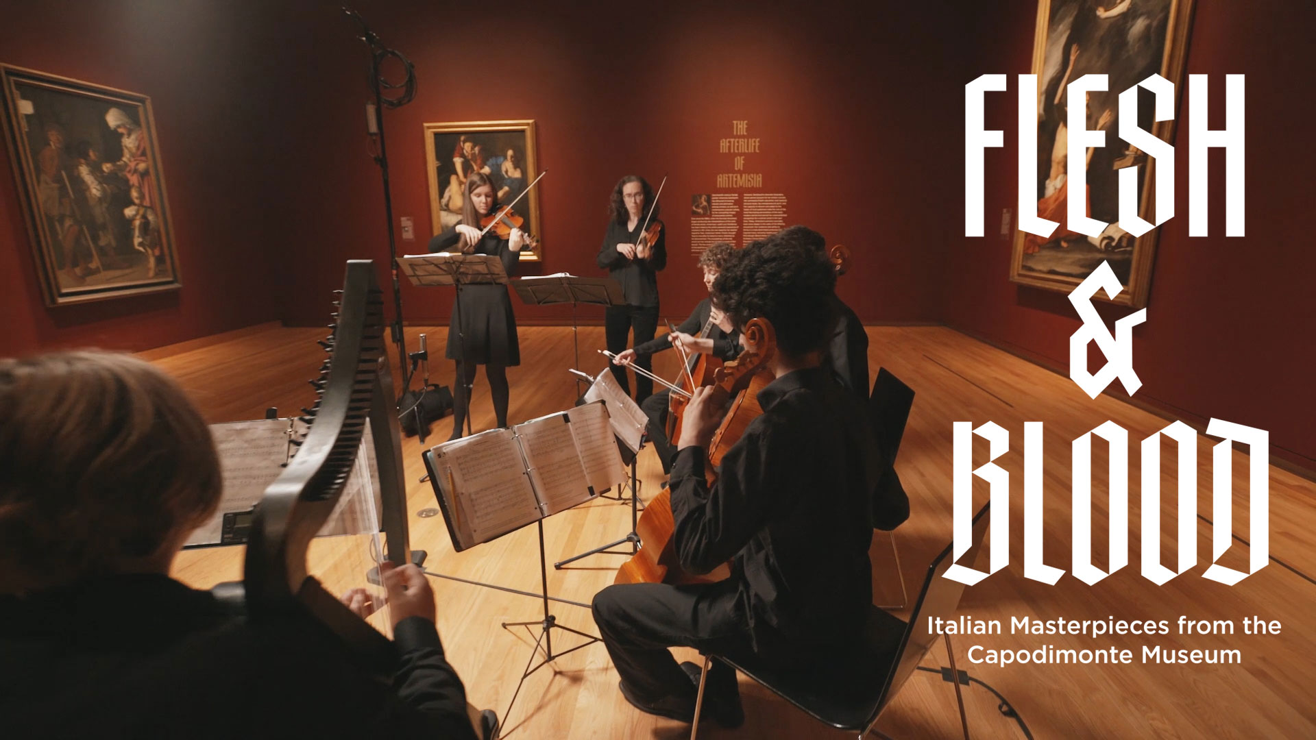 Seattle Historical Arts for Kids Visits Flesh and Blood