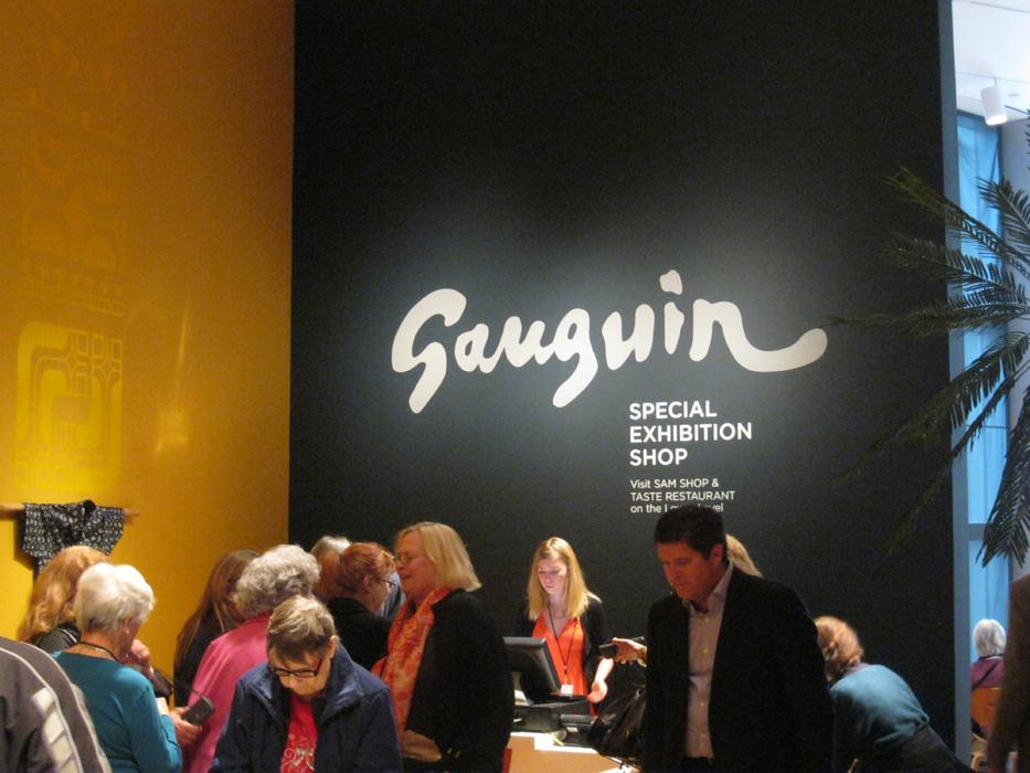 Taking Home Gauguin
