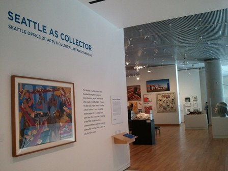 Seattle as Collector Opens at SAM