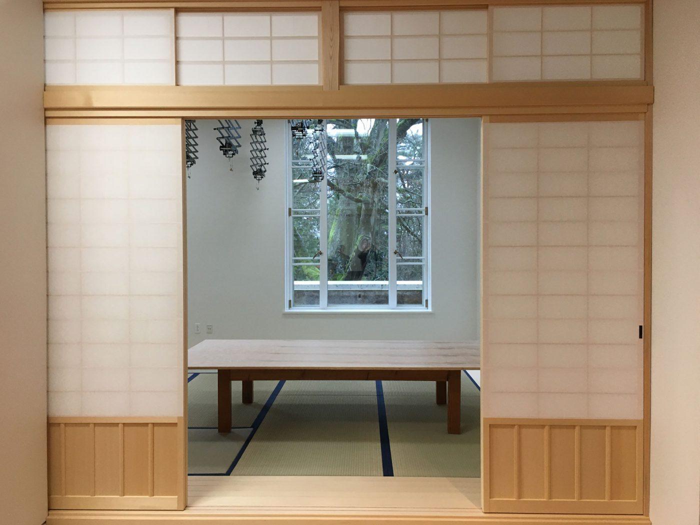 Why Tatami? Conserving Asian Paintings at SAM