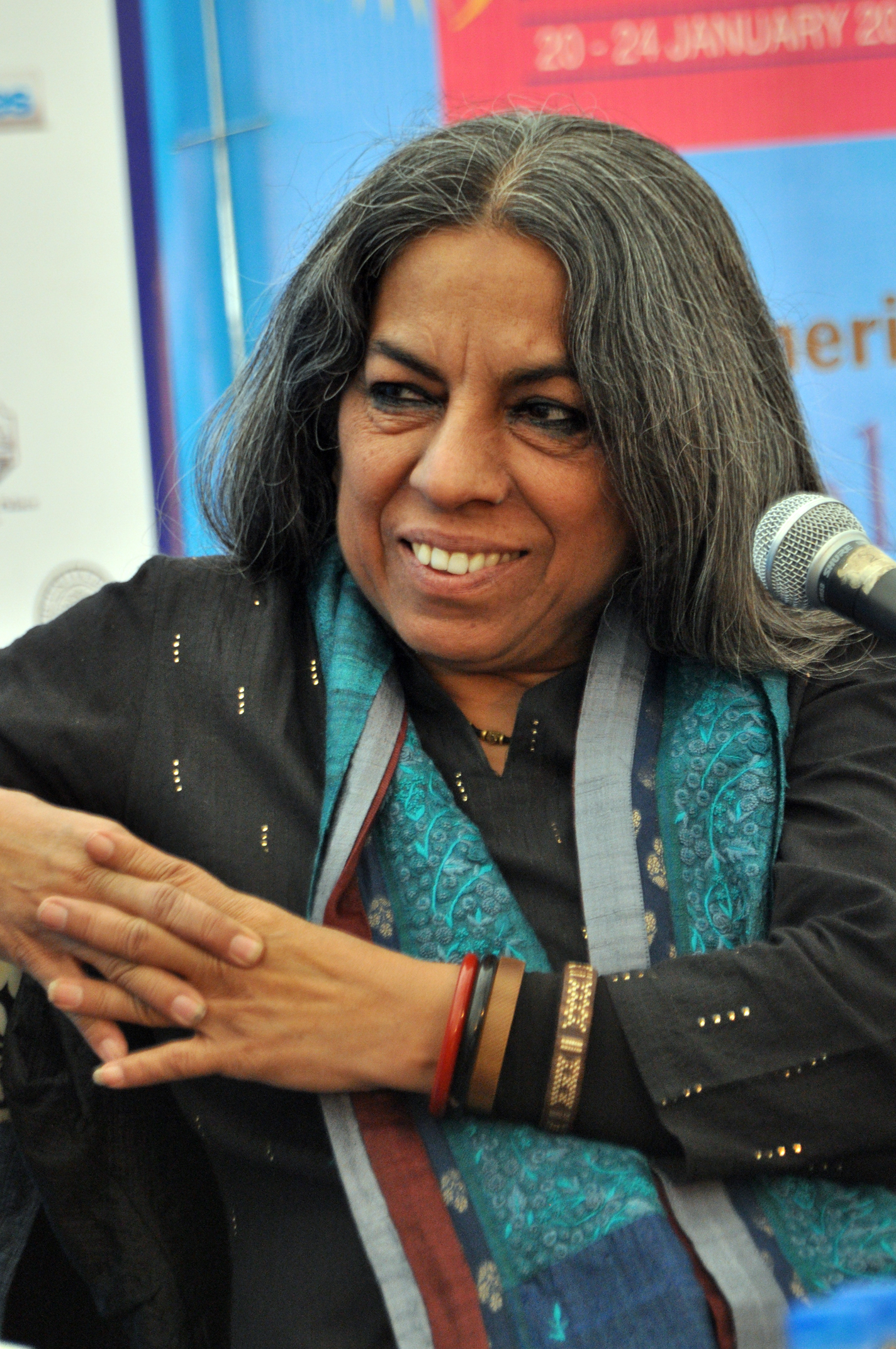 Words on Water: Indian Writers in Conversation