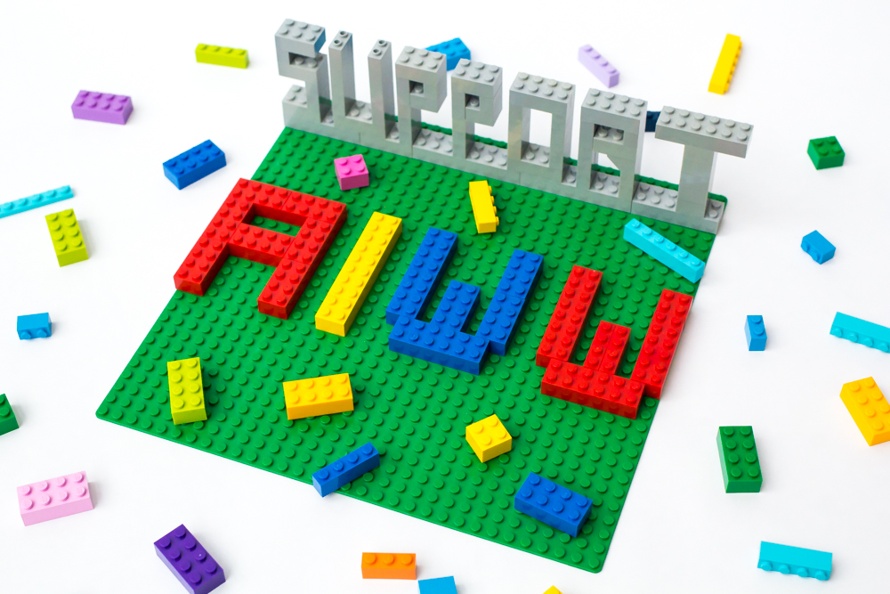 Donate Legos to Ai Weiwei