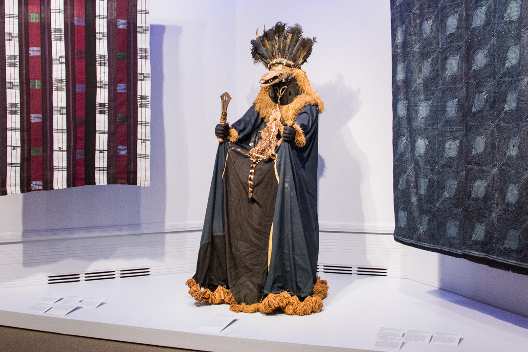 Object of the Week: Basinjom mask and gown