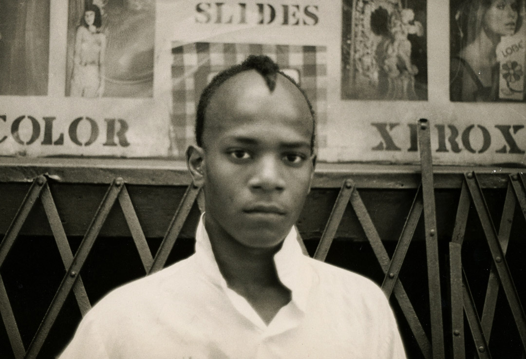 Muse/News: Basquiat on Film, Poetry on the Radio, and the Digital Hereafter