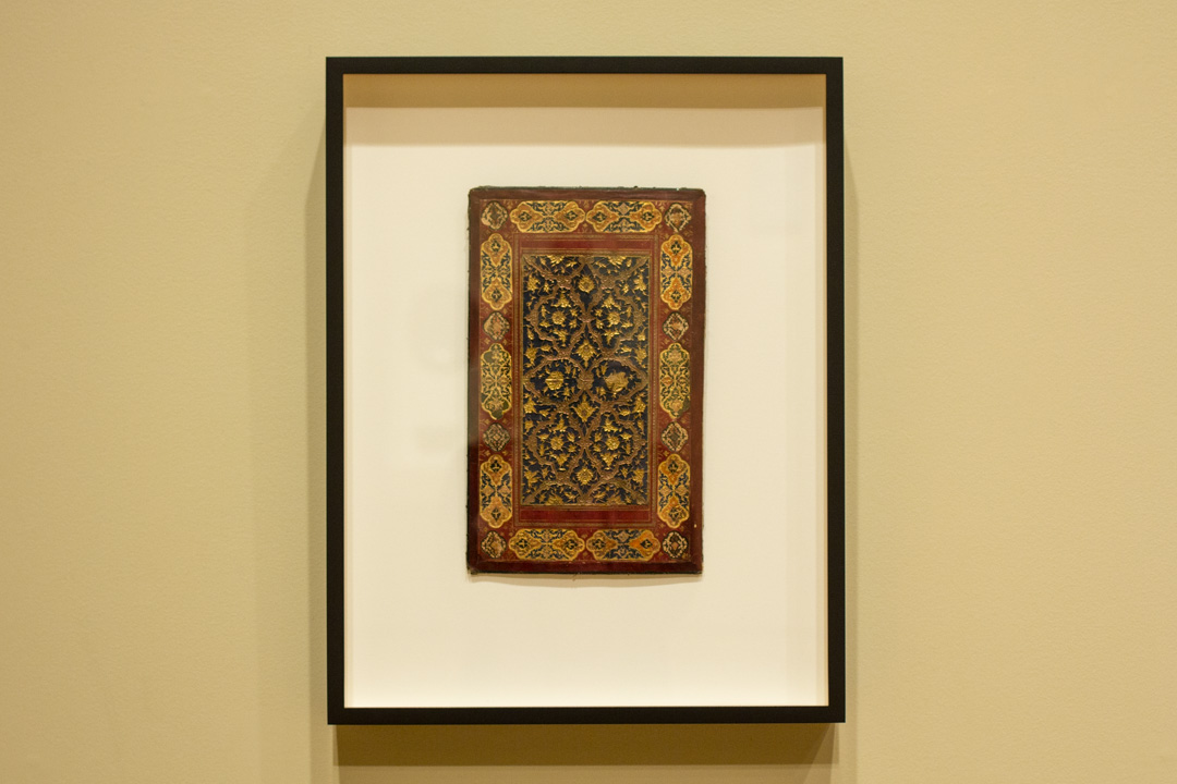 Object of the Week: Book Cover