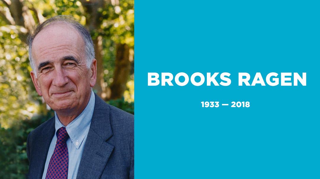 A Civic Leader: Brooks Geer Ragen