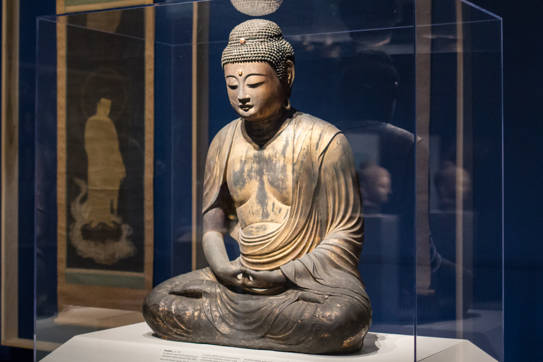 Object of the Week: Buddha