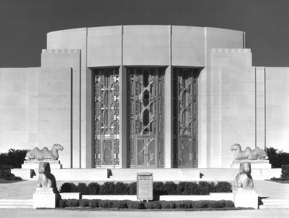Asian Art Museum Exterior in 1933