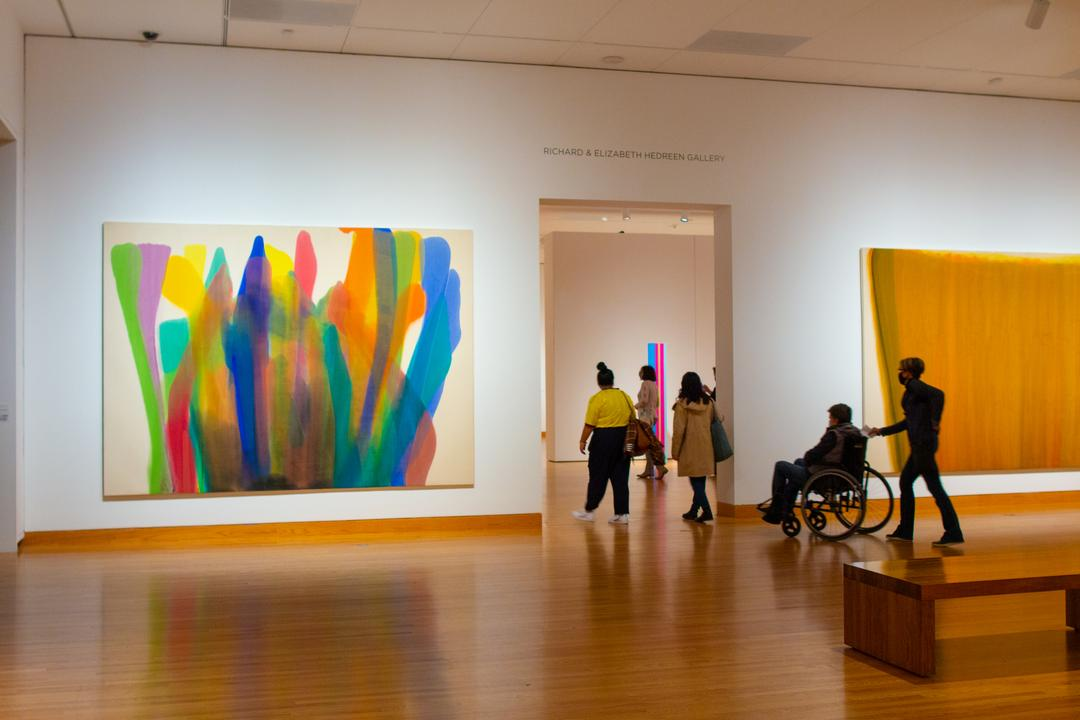 Muse/News: Tomorrow Is Here, Candy-Colored Art, and Aftershocks