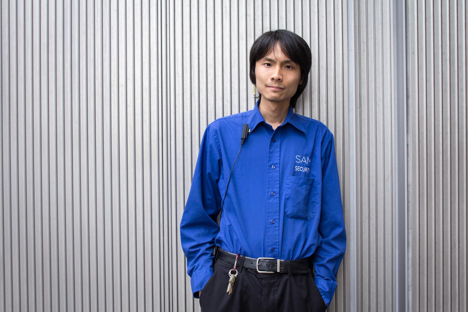 Get to Know SAM's VSOs: David Yamato