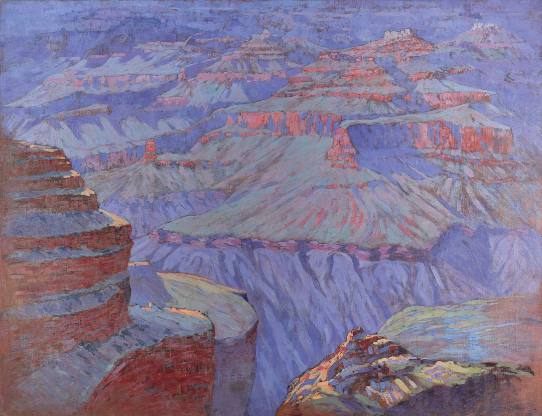 Seeing Nature through The Eyes of Curators: The Grand Canyon