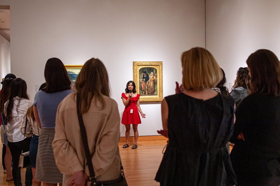 Cat Vallejo: Emerging Arts Leader Look at SAM