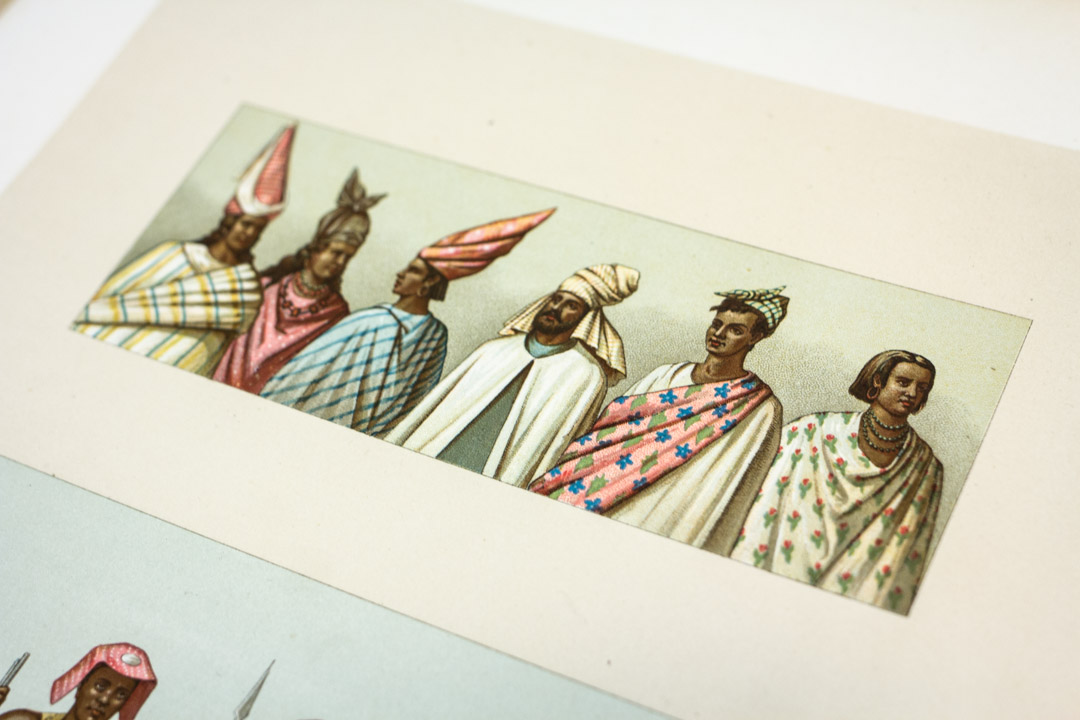 19th-Century European Depictions of Africans
