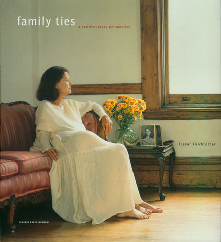 Cover of Family Ties: A Contemporary Perspective.
