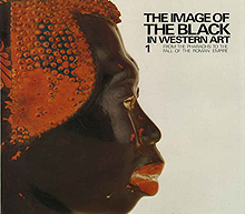 Cover of Image of the Black in Western Art, volume 1