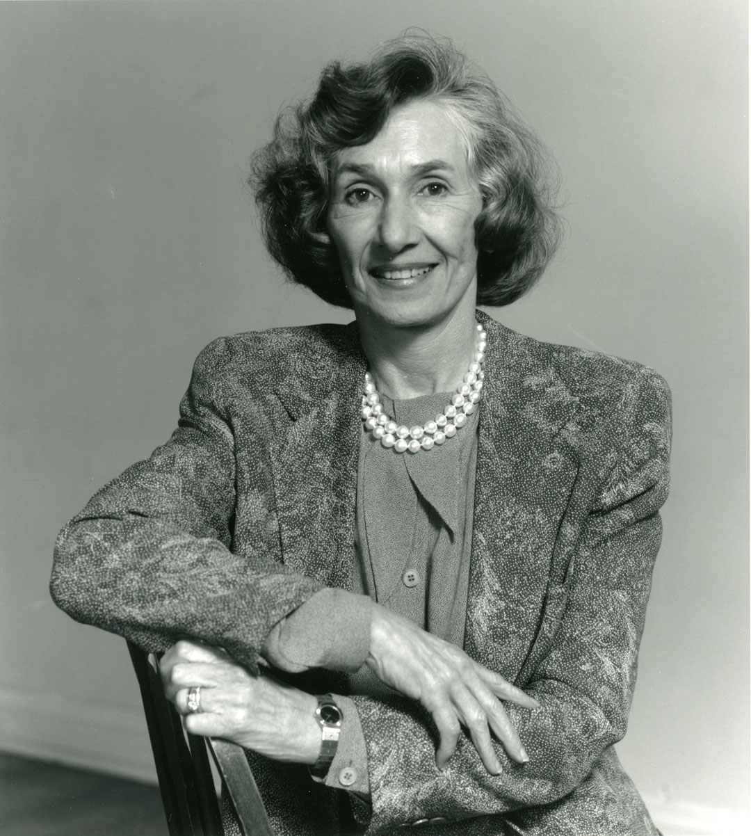 A Modern Champion: Virginia Wright (1929–2020)
