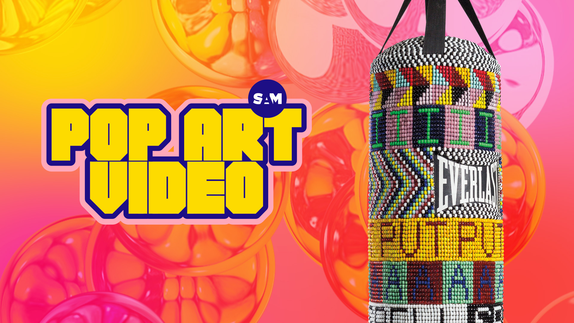 Pop-Art Video: I Put a Spell on You, Jeffrey Gibson