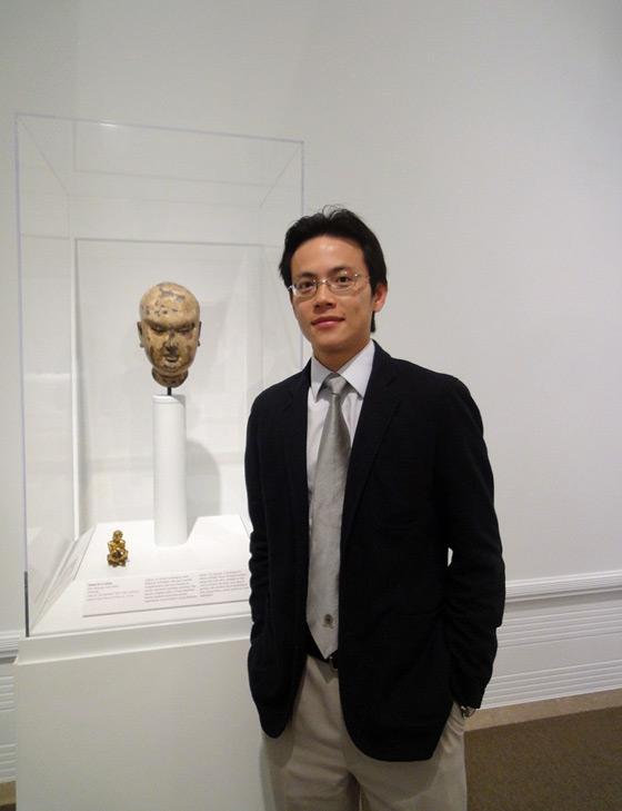 Josh Yiu: From Getty Intern to Arts Professional