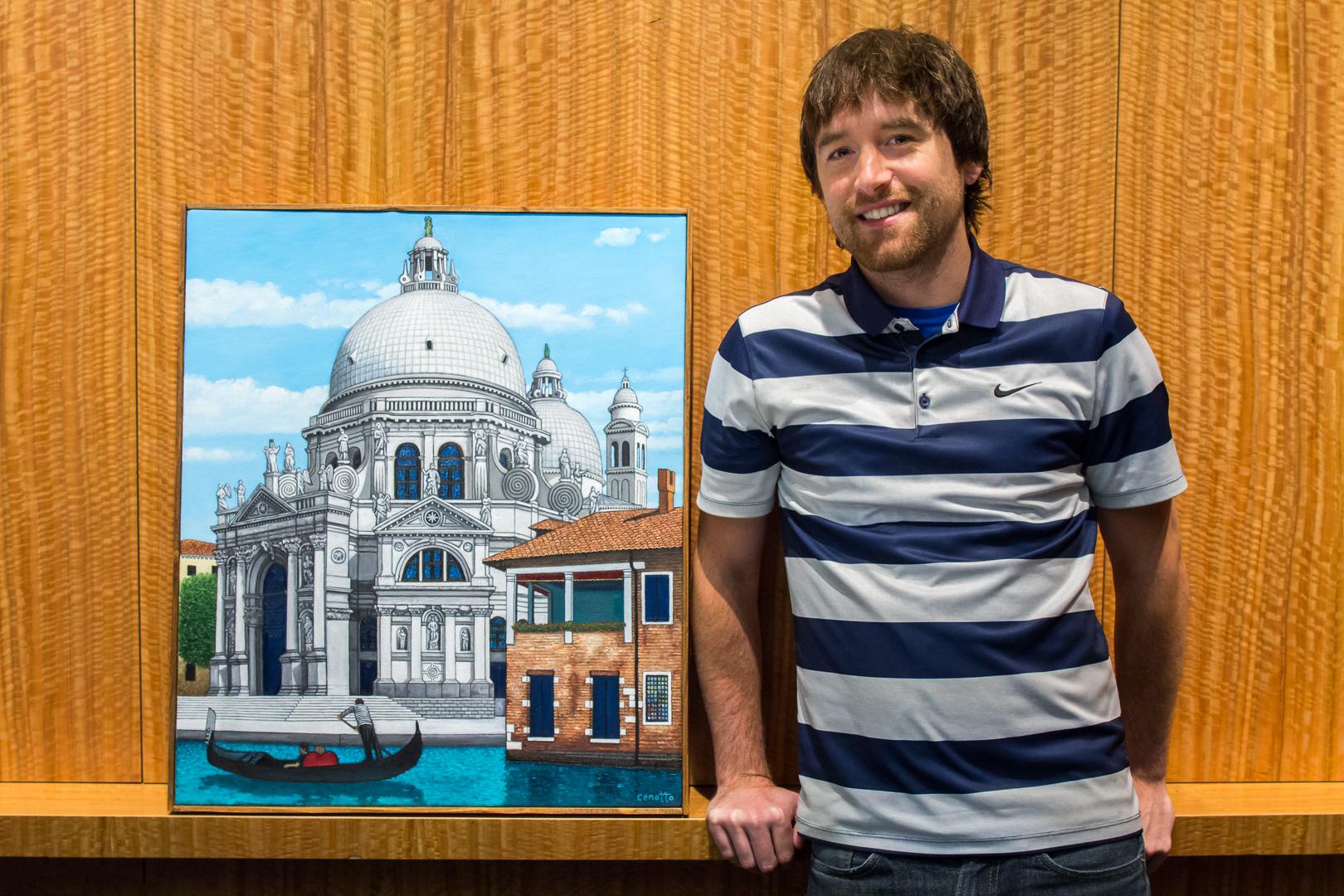 Art Champ: Lawrence Cenotto