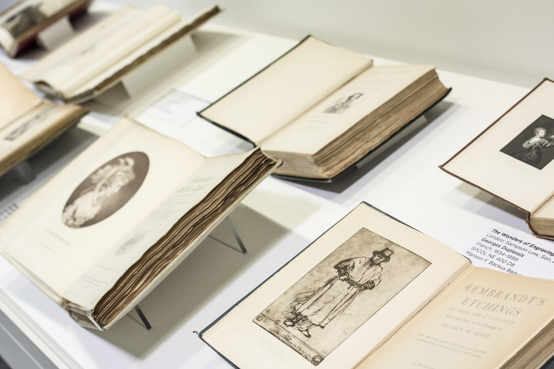 Manson F. Backus: Print Collector, Book Collector
