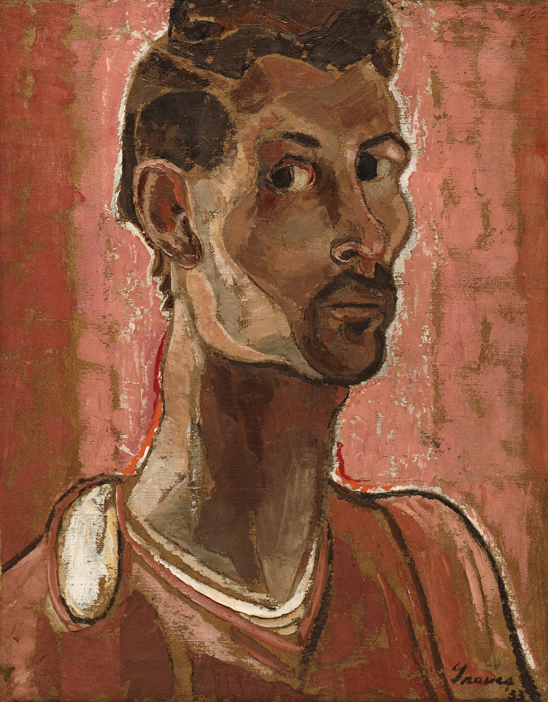 Self-portrait by Morris Graves