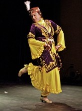 Silk Road Dance Company