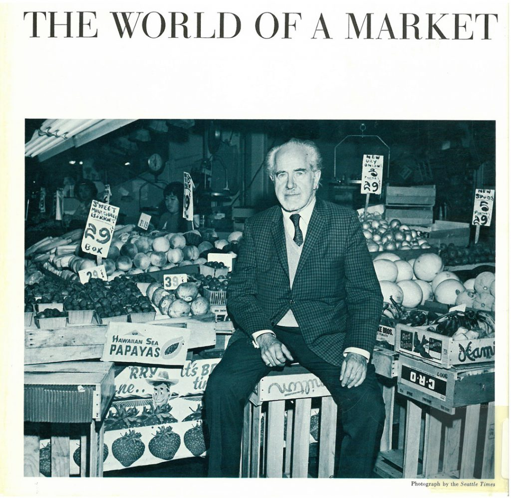 ark Tobey and the Public Market