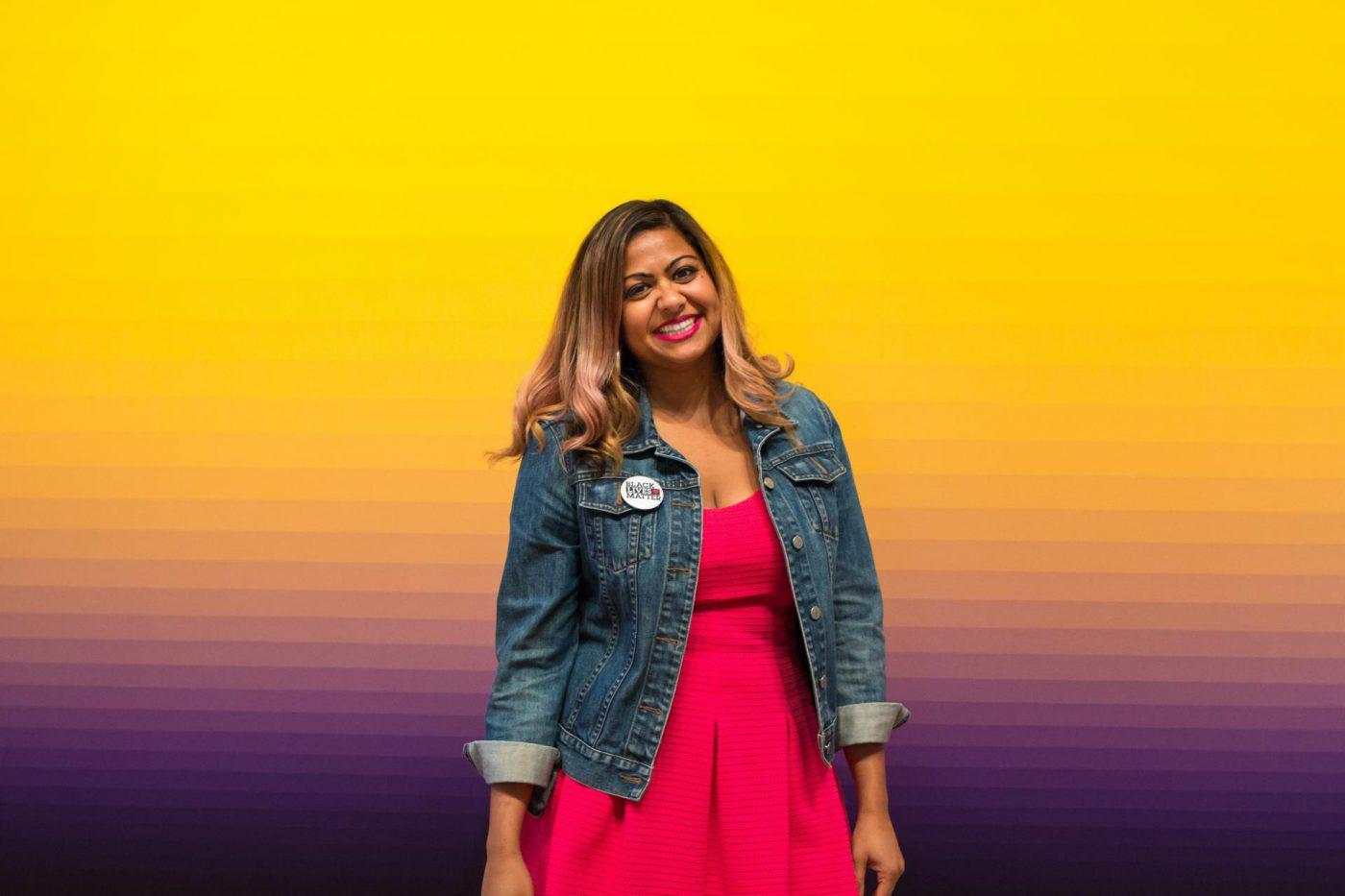 Recognize & Reflect with Priya Frank