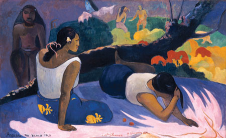 Your Last Chance to See Gauguin & Polynesia!
