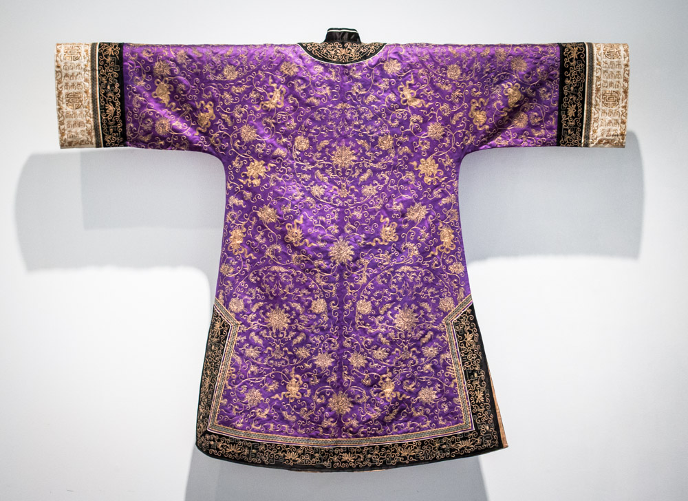 Qing Dynasty Robe