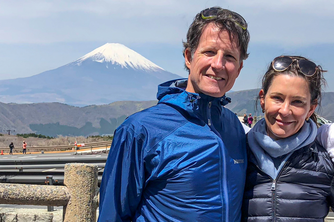 Donor Spotlight: Anne and Joe Baldwin