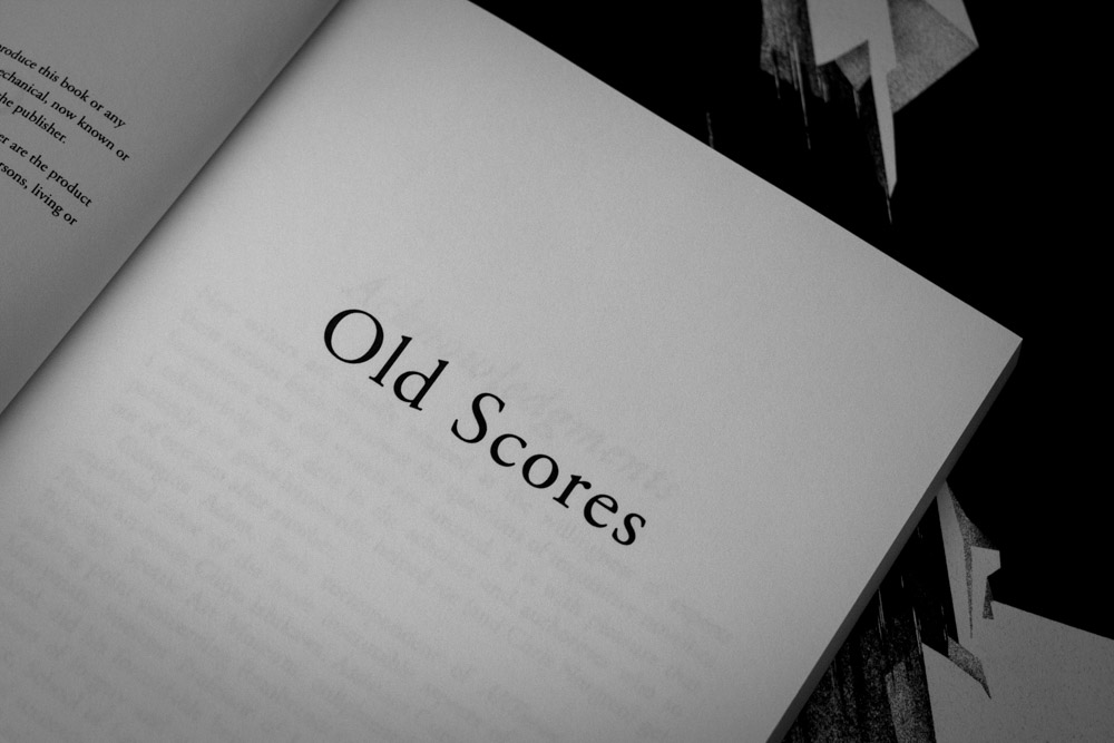 Old Scores by Aaron Elkins