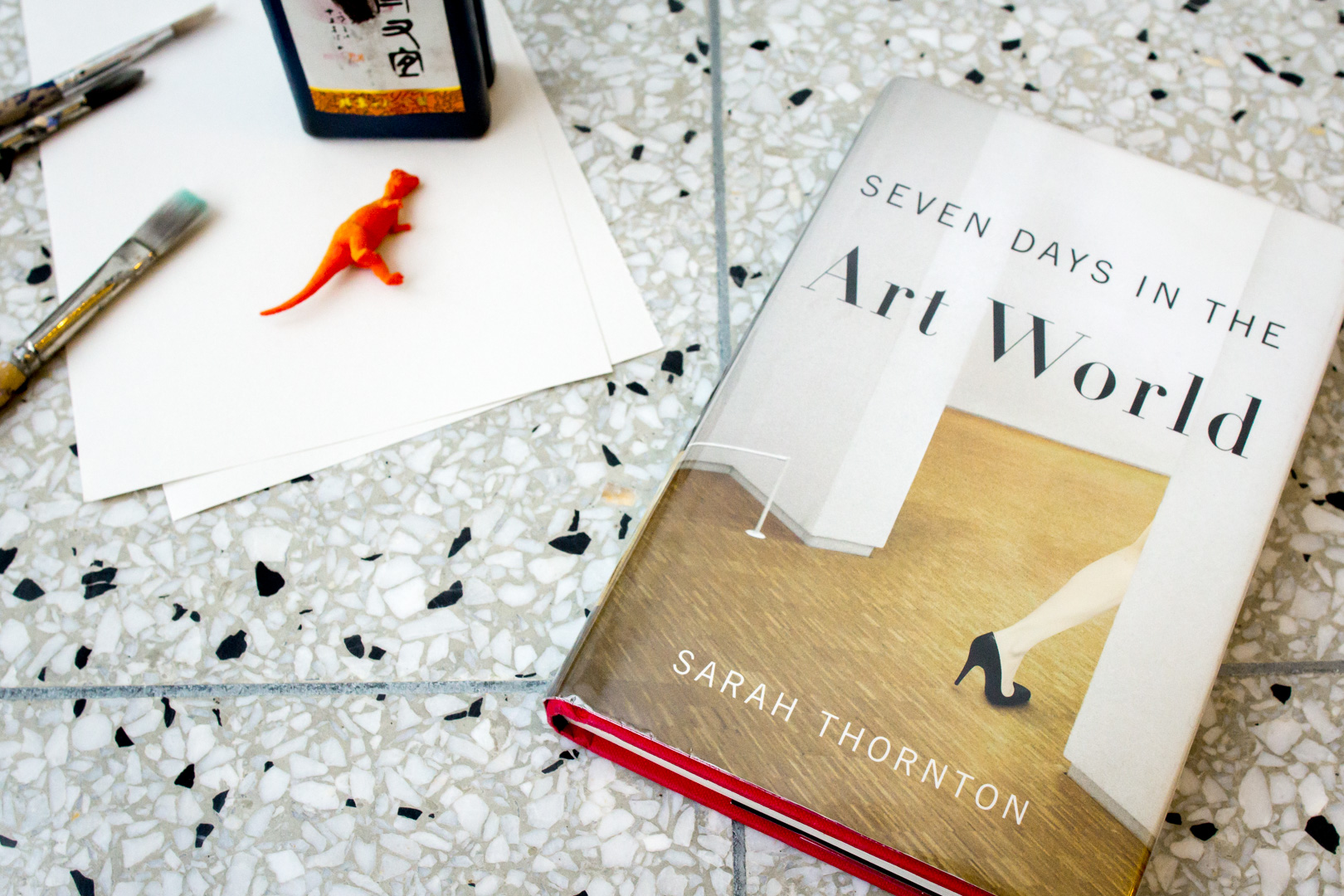 SAM Book Club: Up Next – Seven Days in the Art World