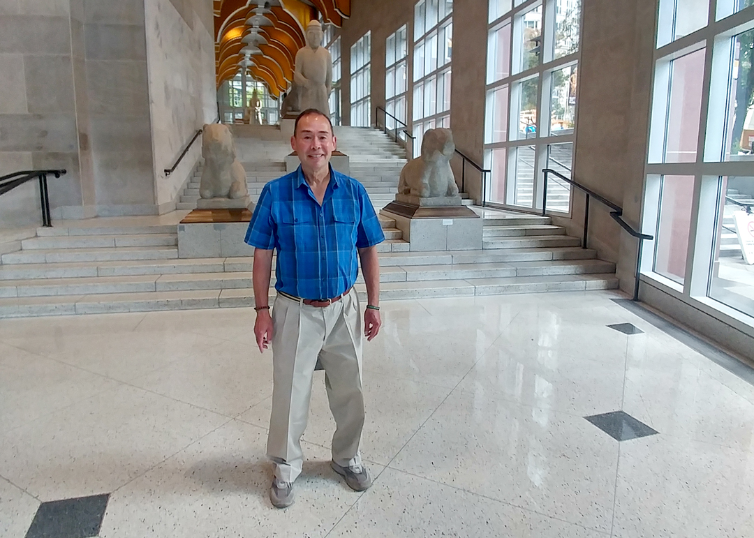 Donor Spotlight: Shawn Brinsfield Supports the Asian Art Museum