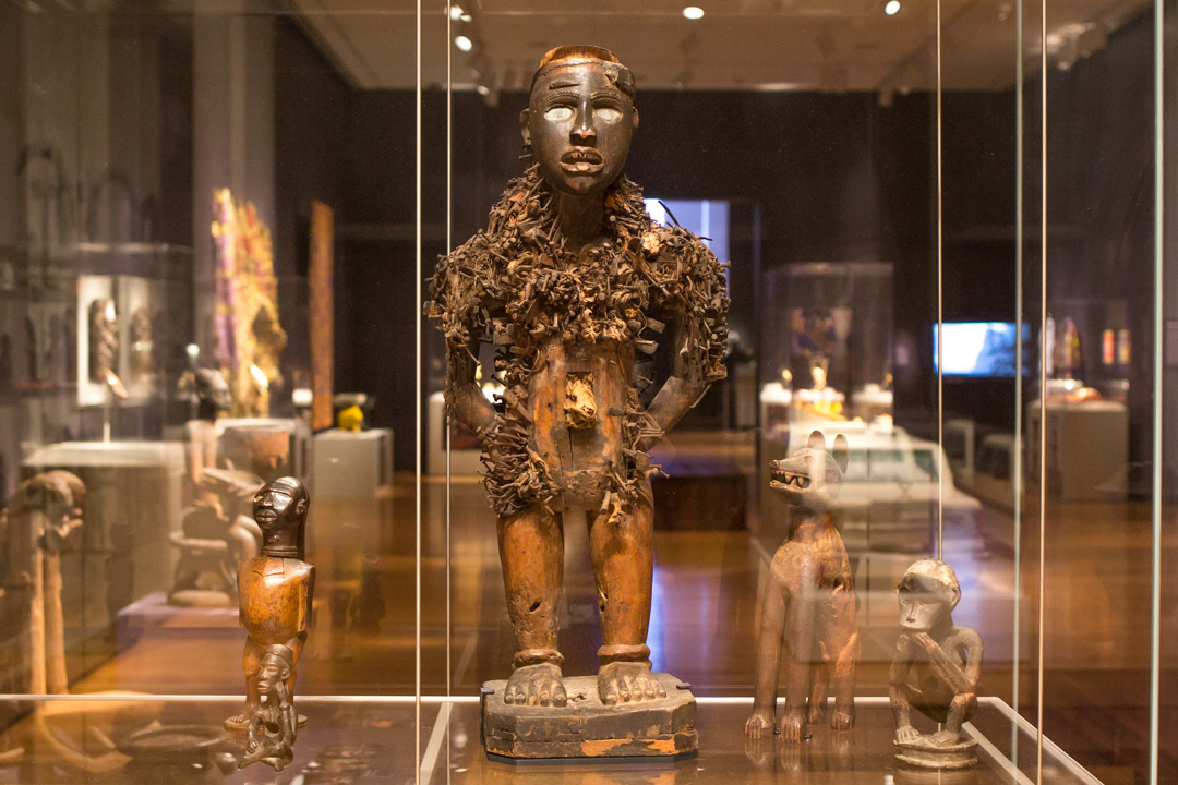 Object of the Week: Standing figure (Nkondi)