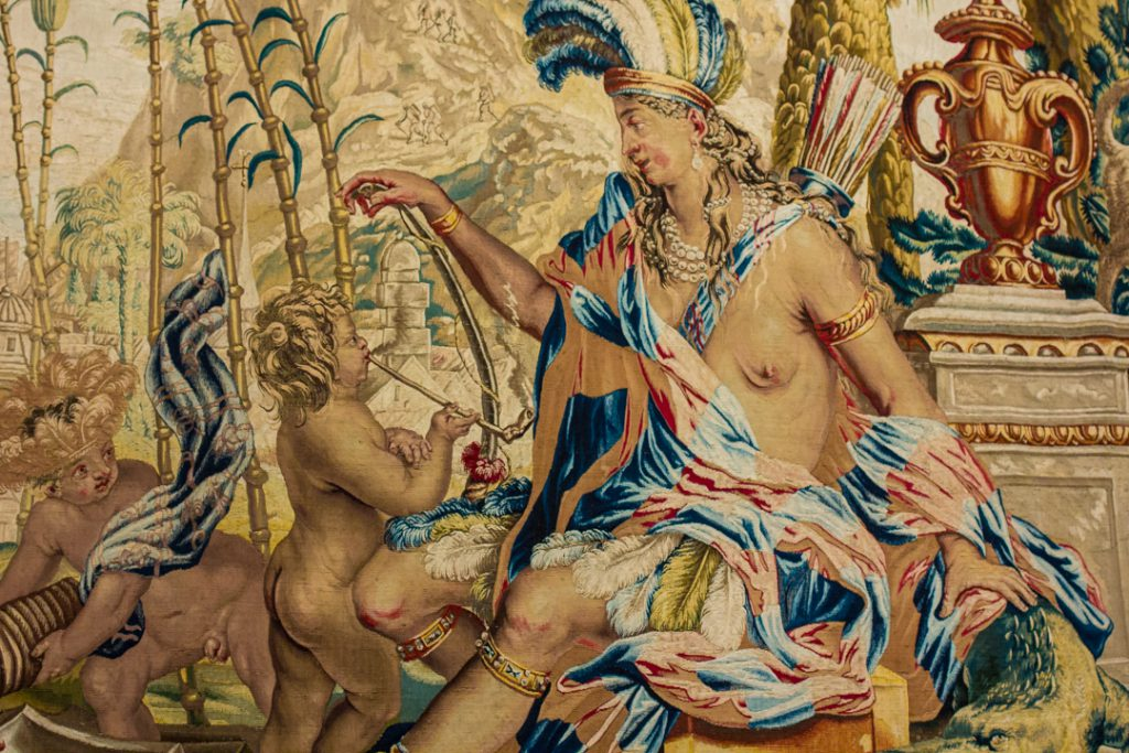 Tapestry of America (detail)
