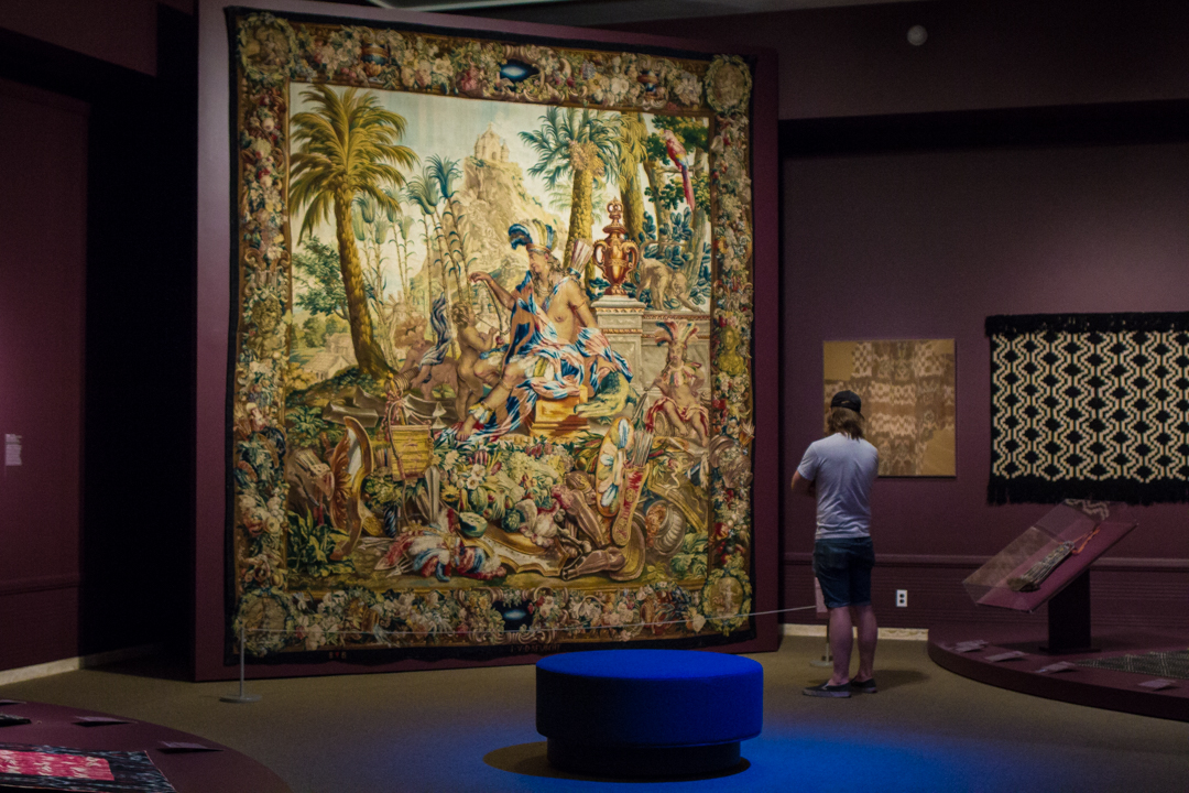 Object of the Week: Tapestry of America
