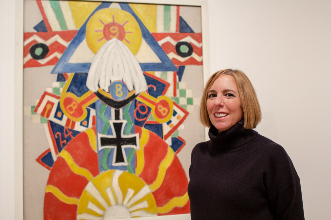 Get to Know SAM's New American Art Curator, Theresa!