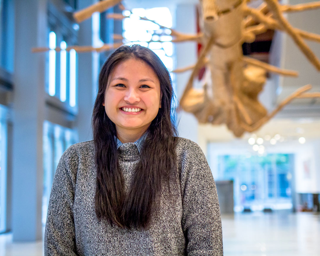 Say Hi to SAM's New Emerging Arts Leader: Trang Tran