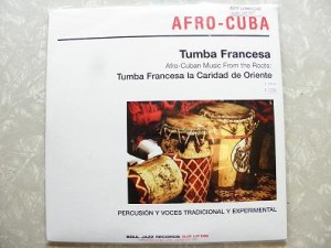 Tumba Francesca Album Cover