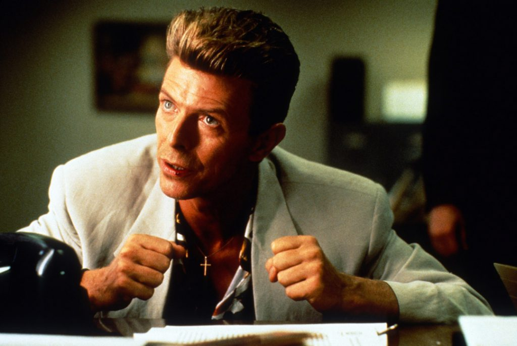 Twin Peaks: Fire Walk with Me (1992)Directed by David Lynch, Shown: David Bowie
