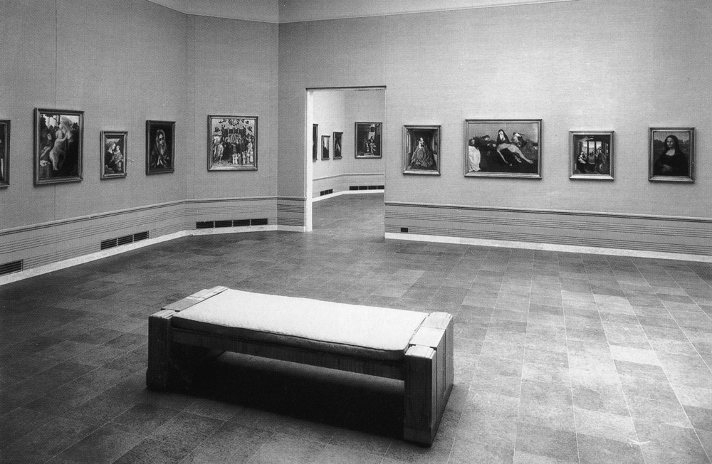 Asian Art Museum in the 1930s