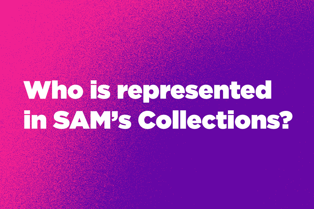 Documenting Diversity in SAM's Permanent Collections