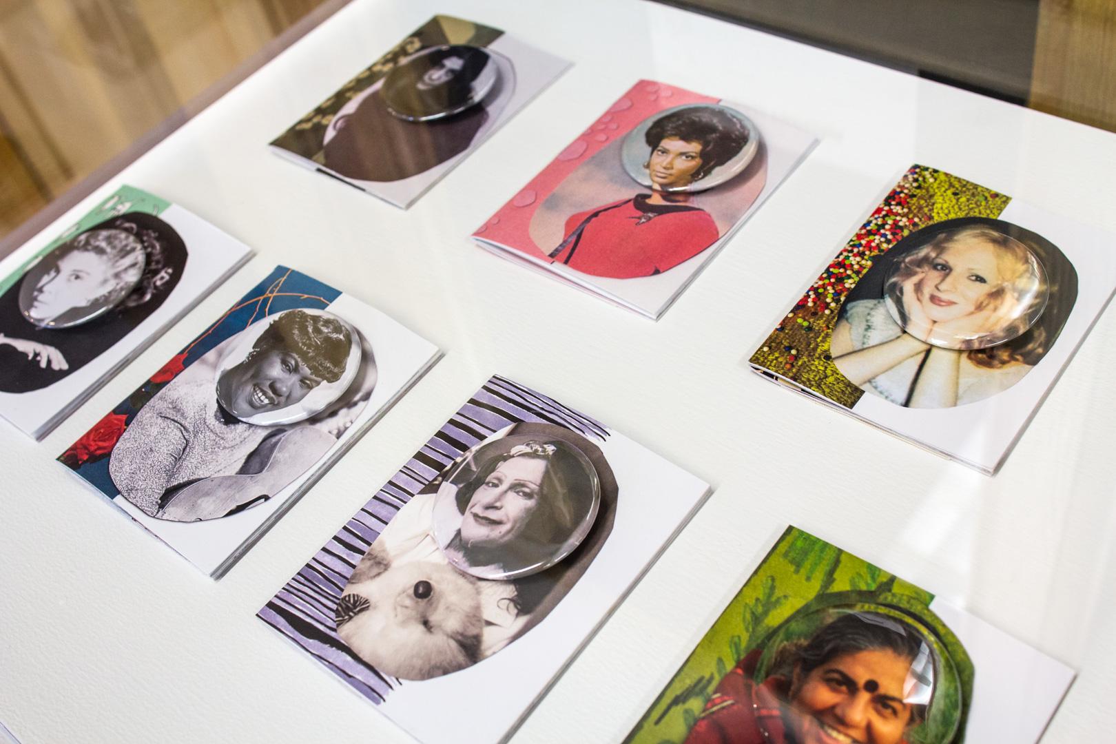 Women's Book Arts in the Bullitt Library