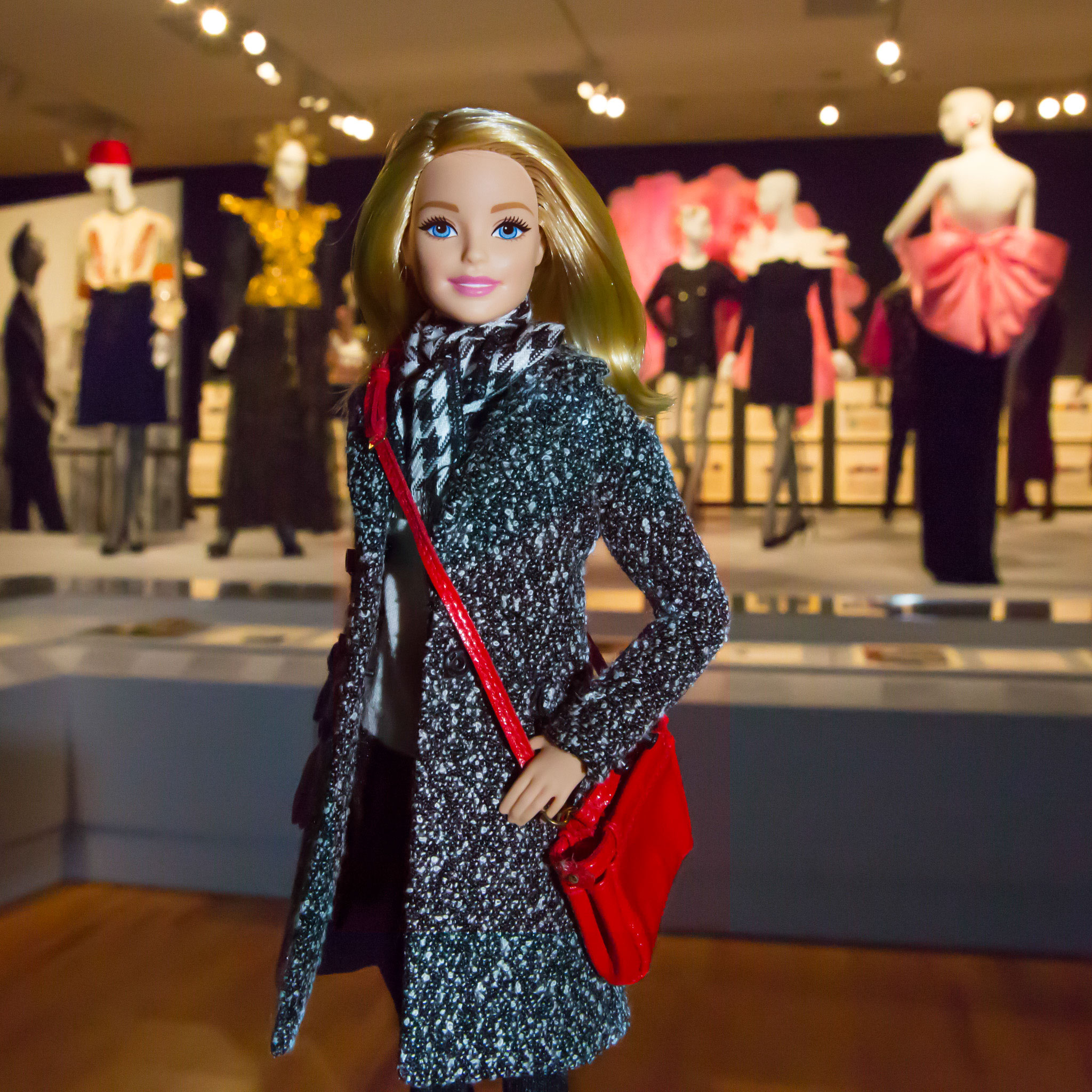 Guest Blogger: Barbie's Five Faves from SAM