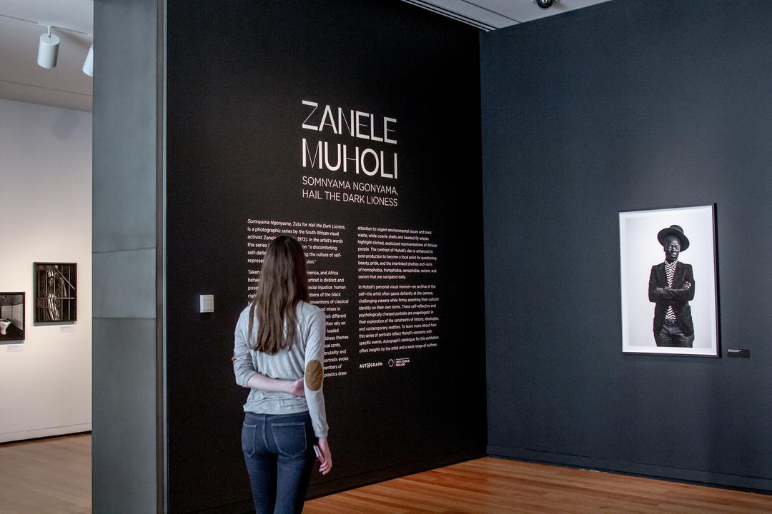 Muse/News: Muholi's gaze, disco photographs, and Space Age fashion